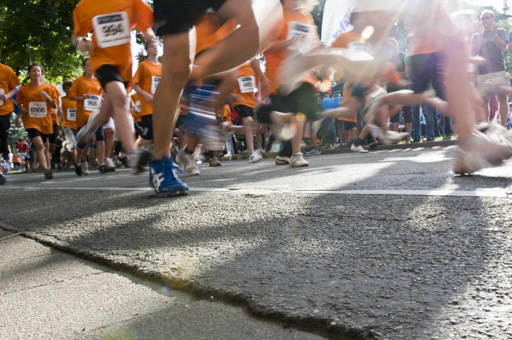 Freiburg Marathon: Mini-Marathon, Copyright FWTM-Schoenen